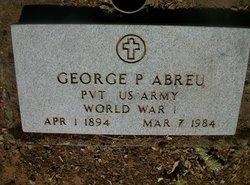 George P Abreu