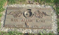 Rex Allen King