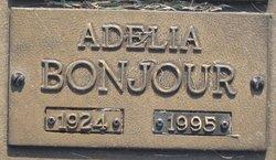 Adelia Maxine <I>Pontius</I> Bonjour