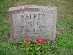 Mabel Lenora <I>Morrison</I> Walker