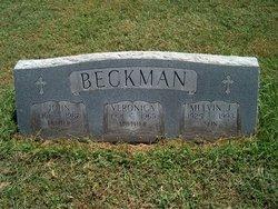 Veronica M. <I>Jacoby</I> Beckmann