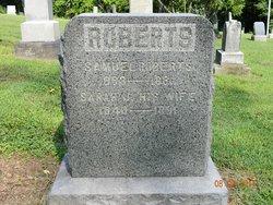 Sarah J Roberts