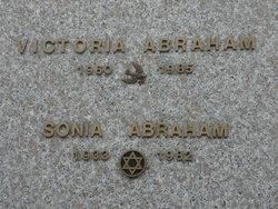 Sonia Abraham