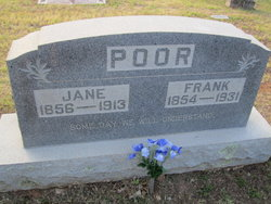 Frank P. Poor
