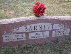William T Barnett