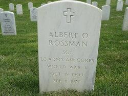Albert O Rossman