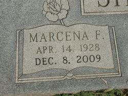 Marcena Faye <I>Vitt</I> Sherlock