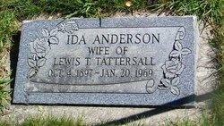 Ida Matilda <I>Anderson</I> Tattersall