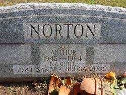 Sandra <I>Norton</I> Broga
