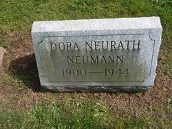Dora Elsie <I>Neurath</I> Neumann
