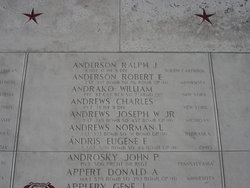 Pvt Charles Andrews