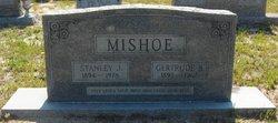 Nancy Gertrude <I>Boyd</I> Mishoe