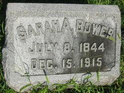 Sarah A. <I>Chaplin</I> Bower