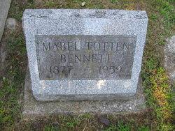 Mabel <I>Totten</I> Bennett