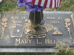 Mary Louise <I>Williams</I> Hill