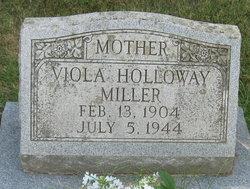 Viola <I>Conner</I> Miller
