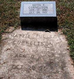 Hattie <I>Fuller</I> Cornelison