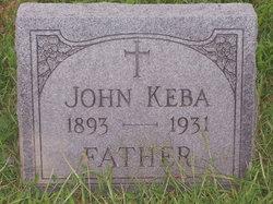 John Keba