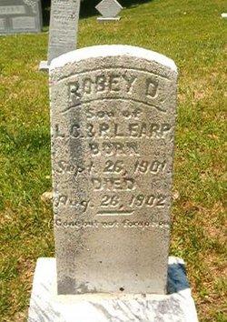 Robey D Earp