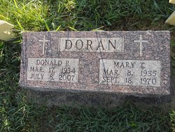 Mary Theresa <I>Luce</I> Doran