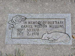 Daniel Weston Mullins
