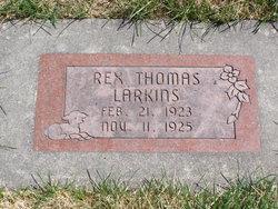 Rex Thomas Larkins