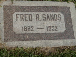 Fred Robinson Sands