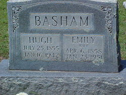 Emily Virginia <I>Maffitt</I> Basham
