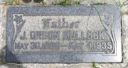 James Orson Bullock