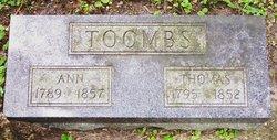 Thomas Toombs