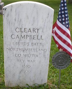 Cleary Campbell