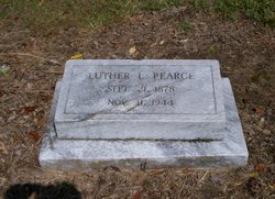 Luther Lawrence Pearce