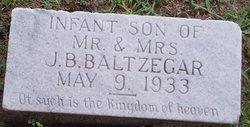infant son Baltzegar