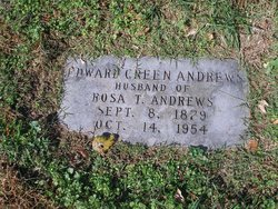 Edward Green Andrews