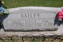 """Paul Camon """"Cam"""" Bailey"""