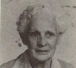 """Effie Rebecca Roberta """"Bertie"""" Rogers"""