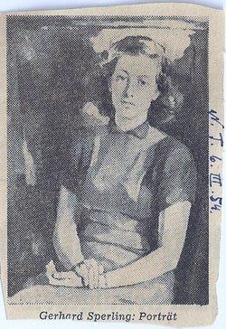 """Ingeborg Auguste Luise """"Inge"""" <I>Lieverz</I> Rohlig"""