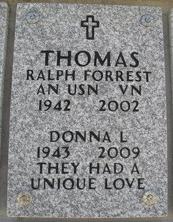 Donna L <I>Munhollon</I> Thomas