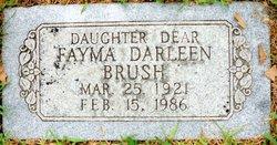 Fayma Darleen Brush