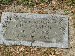 John Marion Larson