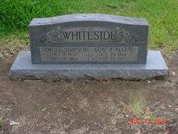 Samuel Simpson Whiteside