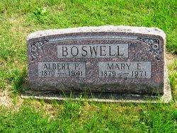 Mary E <I>Zimmerman</I> Boswell