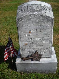 Pvt Hollis Wells