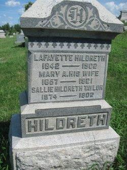 Lafayette Hildreth