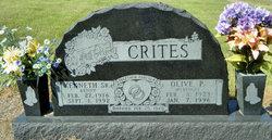Olive P. <I>McKinley</I> Crites