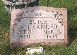 Butch Alexander