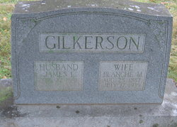 Blanche May <I>Taylor</I> Gilkerson