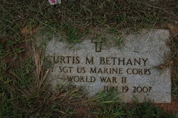 Curtis M Bethany