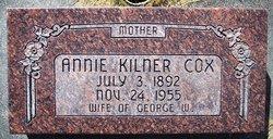 Annie <I>Kilner</I> Cox