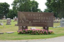 Memory Gardens Sioux Center Cemetery